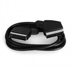 SCART Kabel Cable EURO-SCART 1,5 Meter TV Fernseher DVD
