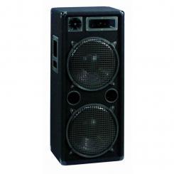 DX 2222 2 Etagen PA Box Lautsprecher 1000 Watt