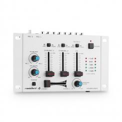 TMX-2211 3/2-Kanal-DJ-Mischpult weiß Weiß