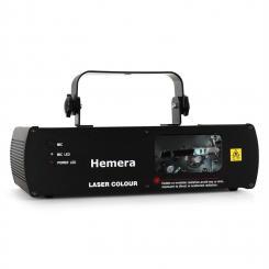 Hemera Showlaser-Lichteffekt DMX rot-grün-gelb
