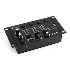 STM-3020 3/2-Kanal-DJ-Mischpult MP3-USB-Eingang