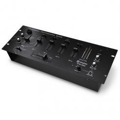 STM3002 4-Kanal-DJ-Mixer Vorhör-Funktion Rack