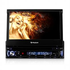 DTA90BT Autoradio 18cm Moniceiver 6400W max. Bluetooth DVD