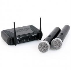 STWM712 VHF-Funkmikrofon-Set 2 Kanäle Handsets