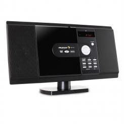 MCD-82 DVD-Player Stereoanlage USB SD MPEG4