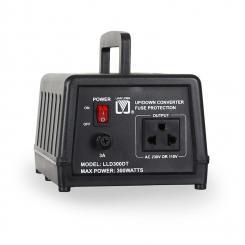 Lianlong LLD300DT Auf-/Ab-Konverter 300W 110/120V<->220/240V