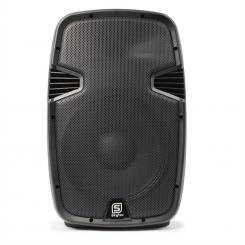 "SPJ1500ABT PA Aktiv-Lautsprecher aktiver 38cm (15"")-Lautsprecher 800W MP3 USB SD Bluetooth"