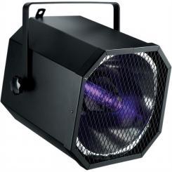 UV Cannon Scheinwerfer 400W Schwarzlicht ohne Leuchtmittel