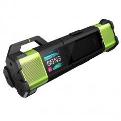 STZ-D10T-G Audio-Player USB AUX MP3 Grün