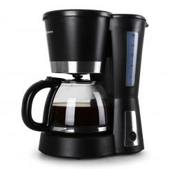 Sunday Morning Kaffeemaschine schwarz 900W 1,2 Liter Schwarz