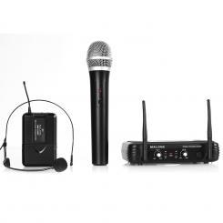 UHF-250 Duo3 2-Kanal UHF-Funkmikrofon-Set