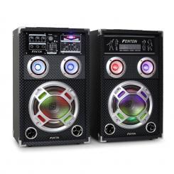 KA-08 aktives Karaoke-PA-Lautsprecher Set
