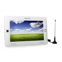 TVD-934N 9 Zoll Display USB Akku 12V
