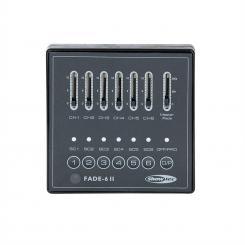 X-Fade 6 MKII DMX-Controller 6 Kanal