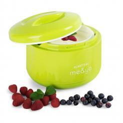 me & yo Joghurtbereiter Joghurtmaker 1 Liter BPA-frei apfelgrün