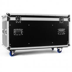 Transport Flight Case Box Multiplex 118 x 61 x 58cm Bodenrollen