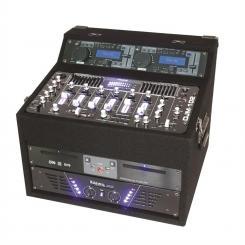 DJ1000MKII DJ-Station CD MP3 USB AUX