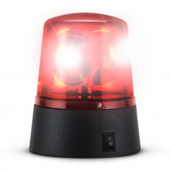 JDL008R-LED Polizeilicht Rot LED