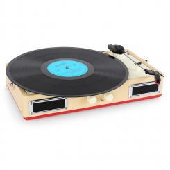 RTT33 Plattenspieler Stereo-Lautsprecher