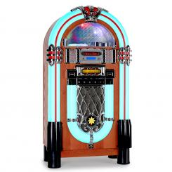 Graceland-XXL Jukebox USB SD AUX CD UKW/MW