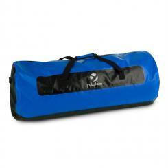 Quintoni 120 Seesack Sporttasche 120 Liter wasserdicht schwarz/blau Blau