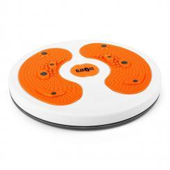 myTwist Body Twister Platte Fußmassage orange Orange