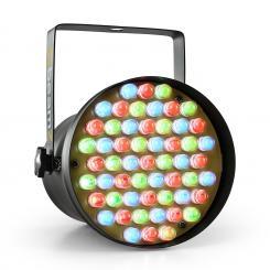PAR36 SPOT Strahler 55 x 10mm LEDs DMX RGB