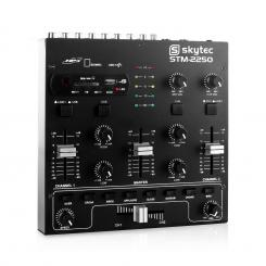 STM-2250 4-Kanal-Mixer USB SD MP3 FX