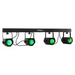 4Moon-Bar LED-Lichteffekt-Leiste T-Bar 228 RGBWA DMX