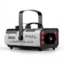 LSM900LED Nebelmaschine 900W 1 Liter DMX RGB-LED