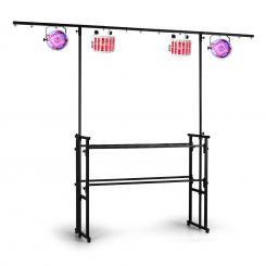 DS10 Lichtstativ T-Bar schwarz