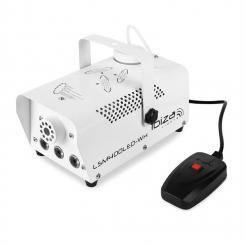 LSM400LED-WH Mini Nebelmaschine amber LED