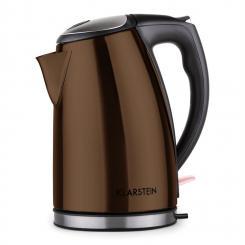 Ariela Wasserkocher schokoladenbraun 1,7L 2200W
