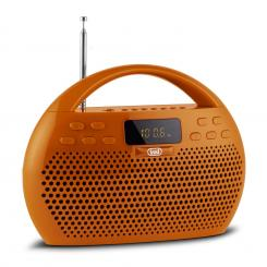 KB 308 BT Radio Digital Boombox Bluetooth USB microSD orange