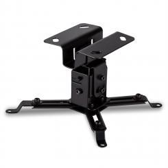 Ceiling Bracket Universal-Projektor-Deckenhalterung schwarz Schwarz