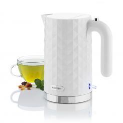 Granada Bianca Wasserkocher 1,7 l 2200W weiß Weiß