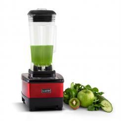 Herakles-4G Standmixer 1500W 2,0 PS 2L rot Green Smoothie BPA-frei Rot