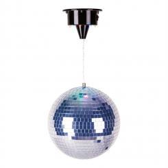 LED Ball Discokugel 20 cm