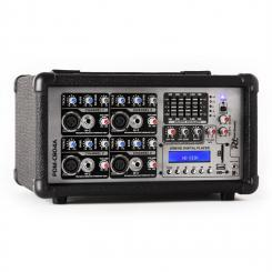 PDA-C804A 4-Kanal Power-Mixer 800 W