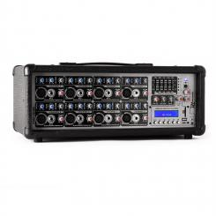 PDA-C808A 8-Kanal Power-Mixer 800 W