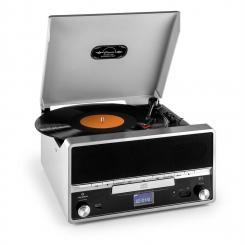 RTT 1922 Retro-Stereoanlage MP3 CD USB UKW AUX Aufnahmefunktion