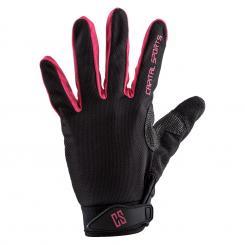 Nicetouch M Pink Sporthandschuhe Trainingshandschuhe Kunstleder Pink | L