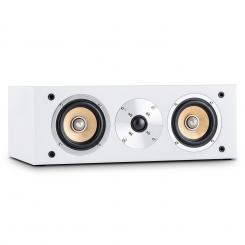 Linie 501 CS-WH Center-Lautsprecher 120W passiv weiß Weiß