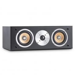 Linie 501 CS-BK Center-Lautsprecher 120W passiv schwarz Schwarz