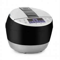 Hotpot Multifunktionskocher Multi Cooker 23-in-1 950W 5l Touch schwarz Schwarz