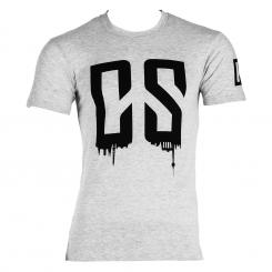 Beforce Trainings-T-Shirt für Männer Size L grau meliert L