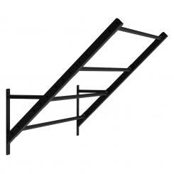 Dominate Edition Monkey Ladder 108 cm Schwarz Stahl