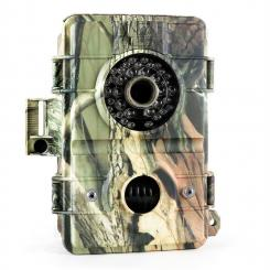 Grizzly 3.0 Wildkamera Infrarot-Blitz 8MP TV-Out HD-Video camouflage Grau
