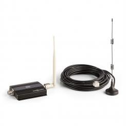 MiniGSMBooster GSM-Mobilfunk-Repeater Signal-Verstärker Booster 100 m