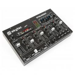 STM-2290 6-Kanal-Mixer Bluetooth USB SD MP3 FX